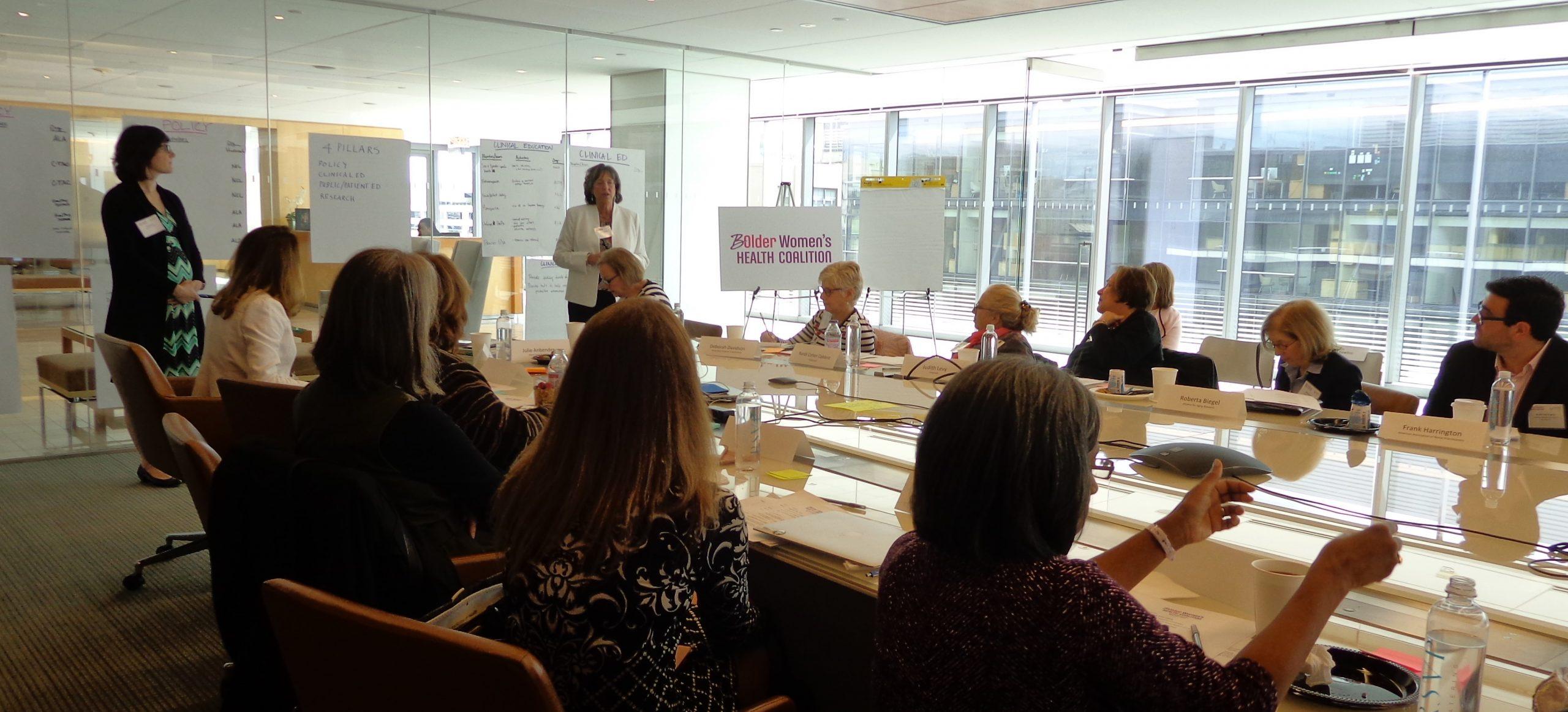 BOlder Women's Health Coalition